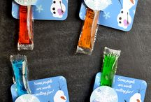 Olaf Birthday Party / Olaf Frozen birthday party ideas for boys.