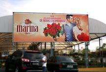 Lona Front Light - Marina Flores
