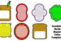 Preschool Crafts and Theme ideas