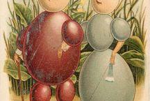 Velikonoce - vajíčko