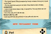 Circle Square Camp bible lessons