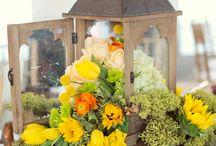 Sunflower decor ideas
