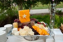 Cakes & Catering / Eat, drink and be married! Delicious bites, sips and more for your big day celebration in the Lost Pines Region of Central Texas.
