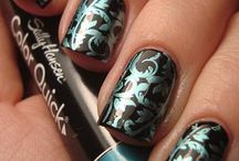 Nail Designs / by Anne Rothermel