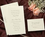 Classic Wedding Invitations / by Papers Unique
