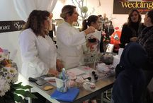WORKSHOP CAKE DESIGN OSIRIDE CATERING  & BANQUETING / evento del 17/01/2015 ad è Sposa 2015