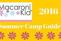 2016 Summer Camp Guide #RVA