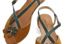 **Walking in my shoes**