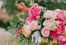 Wedding bouquet + flower
