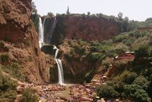 Waterfalls Ouzoud Morocco / Day trip to waterfalls Ouzoud from Marrakech