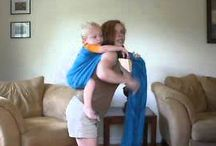 babywearing know how & videos