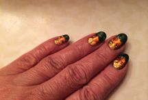 Nail Design / Nail Art / by Rowena Hale