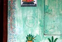 Peindre des murs