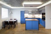 bydlení - kuchyně