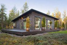 Scandinavian Cabin Inspirations
