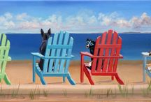 Beach Dogs and... / by Sharon Gervais