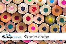 Color Inspiration / by Meritage Homes