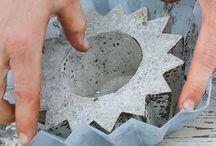 Concrete/beton diy