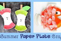 χάρτινα πιάτα (κατασκευές)