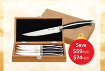 The Chefs Toolbox Specials and Rewards / Products on sale, Host offers and rewards.