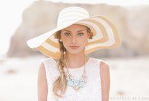 summer hats inspiration