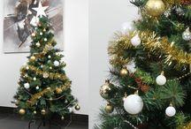 Décoration de Noël / How How How ! Faites le plein d'idées pour décorer votre maison pendant les fêtes de Noël avec notre sélection d'objets déco, sapins et guirlandes !