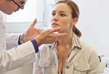 Lymphdrüsenkrebs / Informationen für Patientinnen und Angehörige