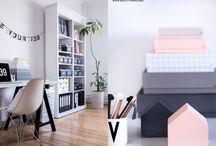 Wohnen, Home und Interior / Inspirationen, Ideen und Stylingtipps für ein schönes Zuhause und ein stylishes Büro. Tipps und Tricks für mehr Kreativität.