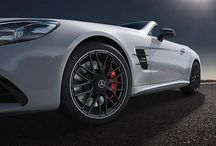 Mercedes-AMG SL / With the Mercedes-AMG SL 63 and the Mercedes-AMG SL 65, we are underscoring once more our determination to make the most of everything — every moment, every meter. [Fuel consumption combined: 11.9-9.8 l/100 km | CO2 emission: 279-229 g/km] *Learn more here: http://www.mercedes-amg.com/webspecial/sl/index.php?lang=eng#overview