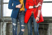 ropa femenina invierno
