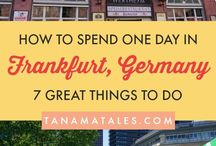 Germany Travel Tips / Germany is an excellent holiday destination including interesting cities and exceptional natural beauty. These travel posts will help you plan your next trip