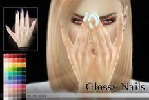 Make up sims 4