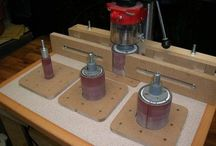 Drill press, Drills, Bits etc.