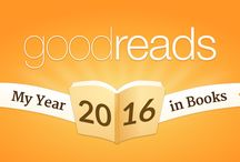 Goodreads 2016 - Books I Read