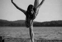 Yoga inspired!