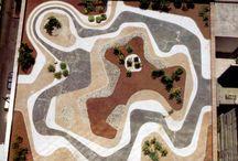 Landscape art / design / architecture