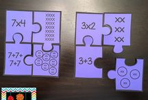 Math: Multiplication & Division / Teaching multiplication and division