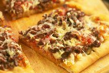 pizzas maison