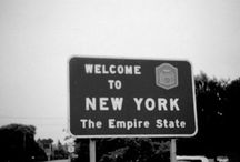 New York City / I love to visit New York City / by Ruth Crawford