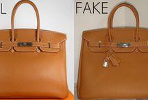Designer Authentication - How to spot fake designer