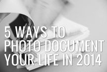 Life Simply Documented / Project Life and Documenting Life! These are great tips I find that I am using in my own Project Life Album.