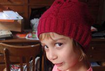 Mes tricots / Ce qui tombe de mes aiguilles ou de mon crochet