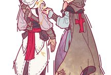 Assassin's creed ( Altair x Maria♥...and the other ^^)