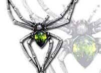 Alchemy Gothic I own / My favourite jewellery