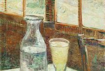 Still-life painting (Expressionist/Impressionist) / by Talulah Lautrec - Nunes