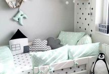 Defne room _ montessori bed