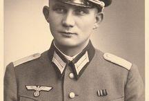Wehrmacht soldier portrait