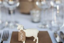 #Wedding #Place #Cards / Honestly I suggest that you don't go for #Wedding #place #cards that have to attach to a glass as they take so long when setting up your tables.  I honestly believe that you are better to buy something on mass and ideally a miniature of something, here are some of my favorites