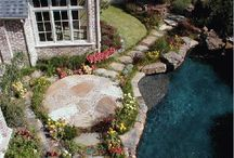 Landscaping Ideas / Natural Stone Pools also creates unique and beautiful landscaping additions completing your backyard oasis!