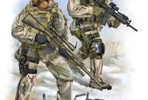counter teroriststik